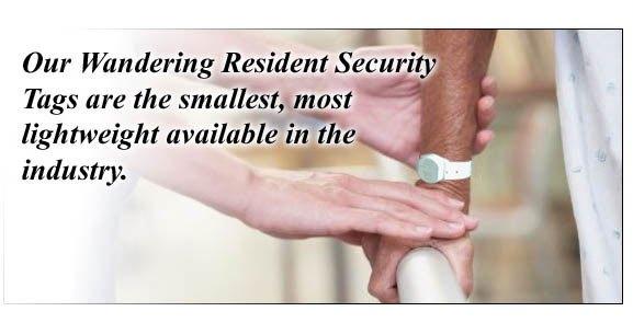Wandering Resident ID Bracelets