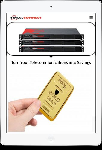 Turn Your Telecommunications into Savings